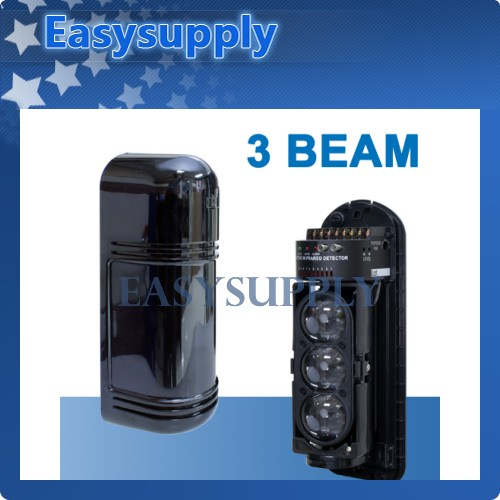 IR Beam Infrared Barrier Detector HOME FARM DOOR Alarm