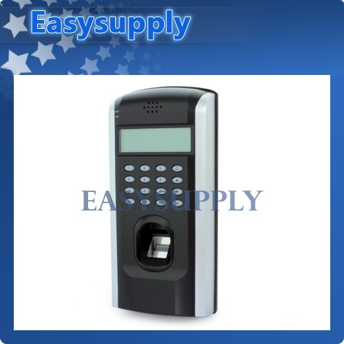 NEW Fingerprint TCP/IP Access Control+Time Clock