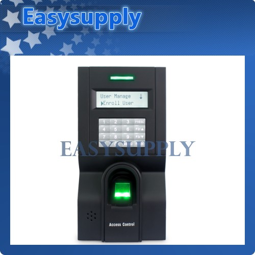Fingerprint Door Access Control+ Attendance Time Clock