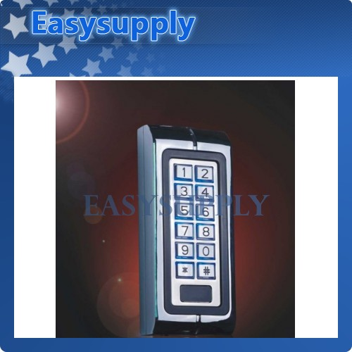 Stainless Steel Door Access Control RFID Reader Keypad